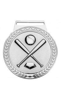 Baseball Podium, Silver