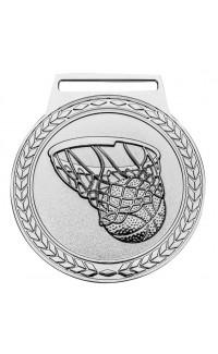 Basketball Podium, Silver