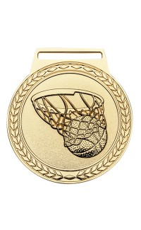 Basketball Podium, Gold