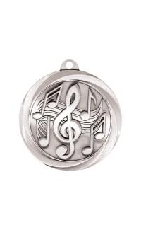"Medal Vortex 2"" Music Silver"
