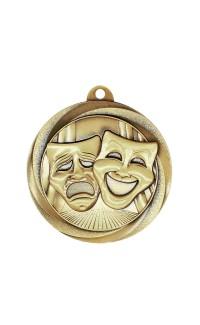 "Drama Medal Vortex 2"" Gold"