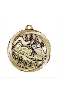 """Medal Vortex 2"""" Cross Country Gold"""