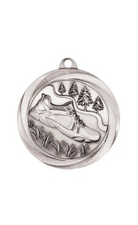 """Medal Vortex 2"""" Cross Country Silver"""