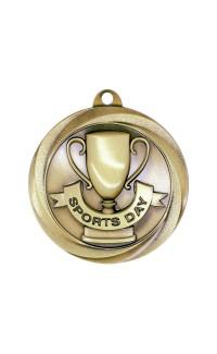 "Sports Day Medal Vortex 2"" Gold"