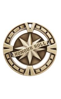 Honour Roll Varsity, Gold