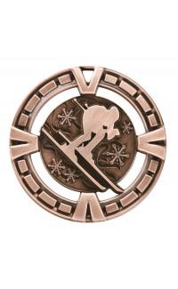 Skiing Varsity, Bronze