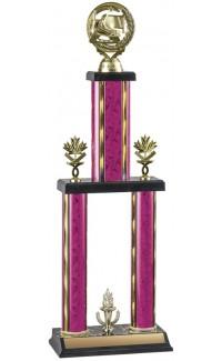 "Trophy Kit Aurora, Fuchsia 19"""