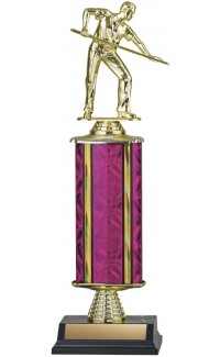 "Trophy Kit Aurora, Fuchsia 8"""
