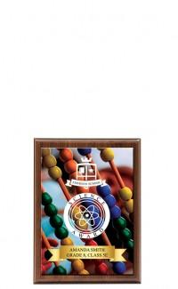 Rainbow Series Plaques, 6x8