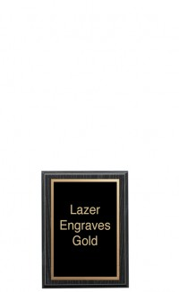 Laser Series Plaque, 5x7