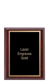 Laser Series Plaque, 9x12