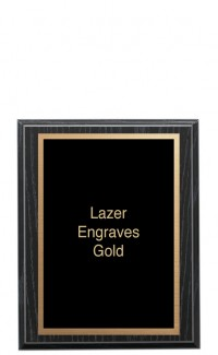 Laser Series Plaque, 10.5x13