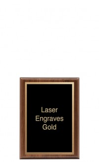 """Simplicity Series Plaque with Plate, 6"""" x 8"""""""