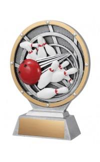 "Resin Vortex Bowling 10-Pin 6"""