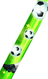 Soccer Spectrum Neck Ribbon