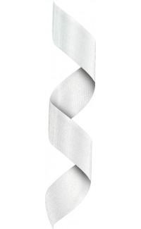 "White 7/8"" x 32"""