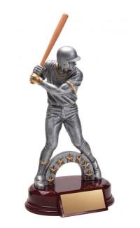 Baseball, M. Resin Sm.