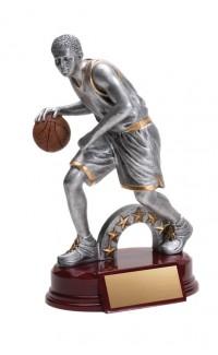 Basketball, M. Resin