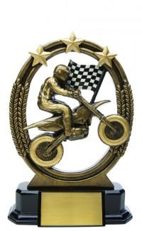 """Motocross Resin Tri Star, 7"""""""