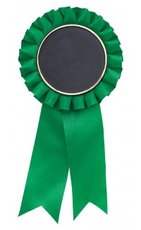 "Rosette 2"" Insert Holder, Green"