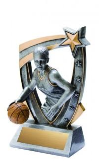 3-D Resin, F. Basketball