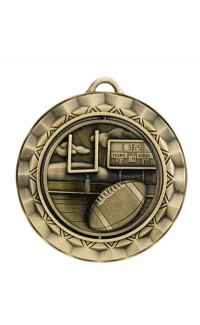 Football Spinner, Gold