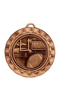 Football Spinner, Bronze