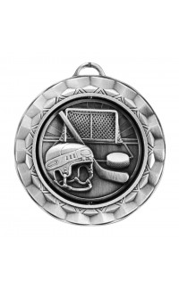 Hockey Spinner, Silver