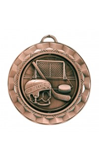 Hockey Spinner, Bronze