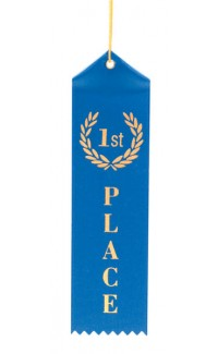 First Place - Blue, Premium