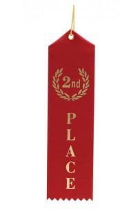 Second Place - Red, Premium