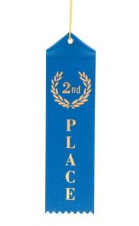 Second Place - Blue, Premium