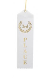 Third Place - White, Premium
