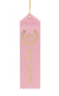 Fourth Place - Pink, Premium