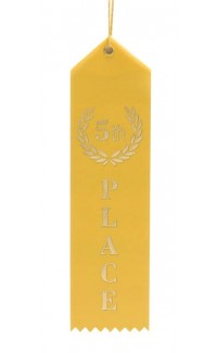 Fifth Place - Yellow, Premium