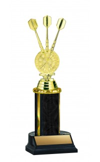 "Trophy Kit Aurora, Black 4"""