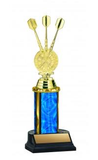 """Trophy Kit Aurora, Blue 4"""""""