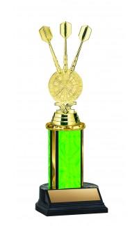 """Trophy Kit Aurora, Green 4"""""""