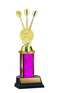 "Trophy Kit Aurora, Fuchsia 4"""