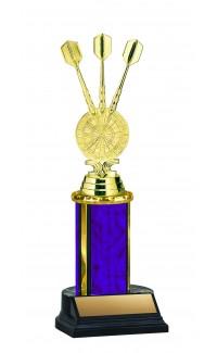 "Trophy Kit Aurora, Purple 4"""