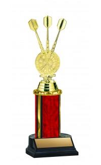 """Trophy Kit Aurora, Red 4"""""""