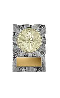 """Beacon Holder with Medal, Small 3.75"""""""