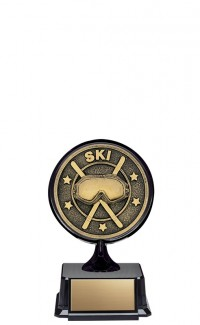 "Apex Ski, 4 1/2"" Holder on Base"