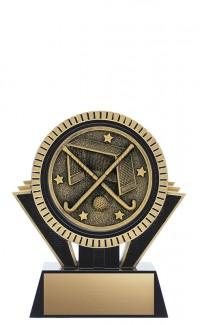 "Apex Field Hockey, 5"" Black/Gold"