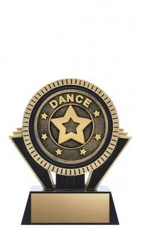 "Apex Dance, 5"" Black/Gold"