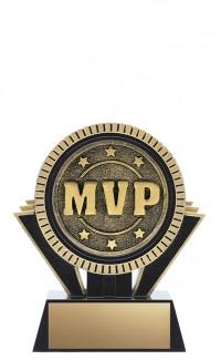"""Apex MVP, 5"""" Black/Gold"""