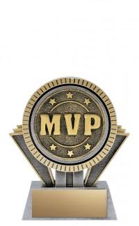 "Apex MVP, 5"" Antique Silver/Gold"