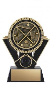 "Apex Field Hockey, 6"" Black/Gold"