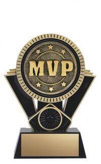 """Apex MVP, 6"""" Black/Gold"""
