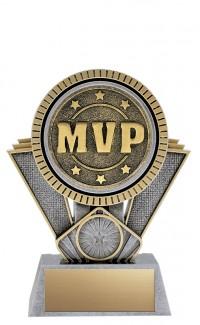 "Apex MVP, 6"" Antique Silver/Gold"